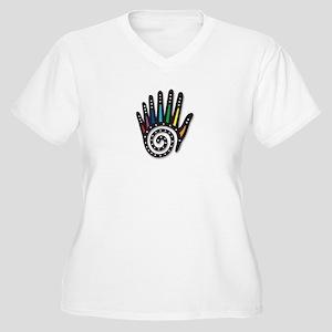 c r e a t i o n Plus Size T-Shirt