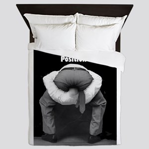 Liberal Foreign Policy Queen Duvet