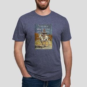 You Are A King - Cervantes Mens Tri-blend T-Shirt