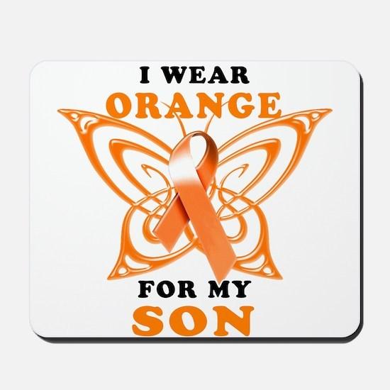 I Wear Orange for my Son Mousepad