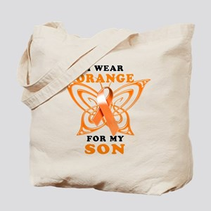 I Wear Orange for my Son Tote Bag
