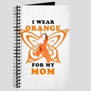 I Wear Orange for my Mom Journal
