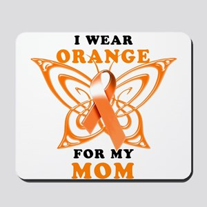 I Wear Orange for my Mom Mousepad