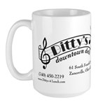 Ditty's Downtown Deli Large Mug
