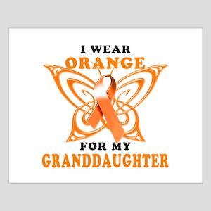 I Wear Orange for my Granddaughter Posters