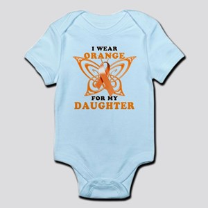 I Wear Orange for my Daughter Body Suit