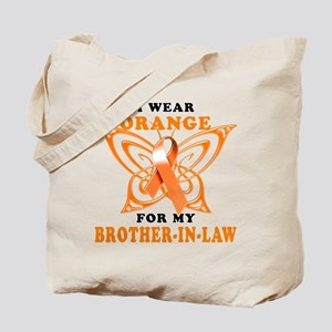 I Wear Orange for my Brother in Law Tote Bag
