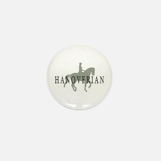 Piaffe Hanoverian Mini Button