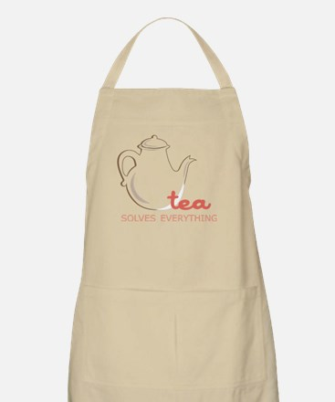 Solves Everything Apron
