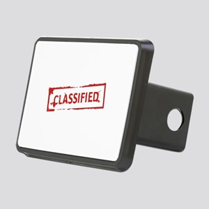 Classified Stamp Hitch Cover