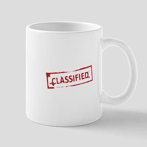 Classified Stamp Mug
