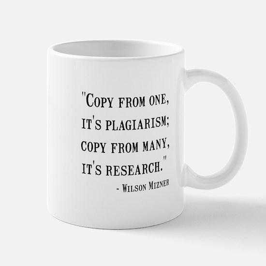 Copy Plagiarism Mug