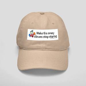 Make the crazy clowns.. Cap
