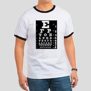 Eye chart gift Ringer T