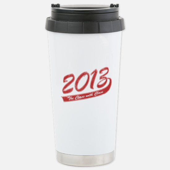 The Class with Class Travel Mug