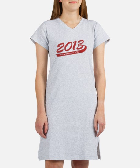 The Class with Class Women's Nightshirt