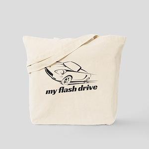 my flash drive Tote Bag
