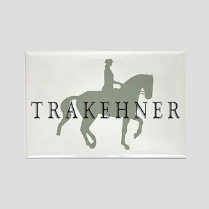 Piaffe - Trakehner Rectangle Magnet