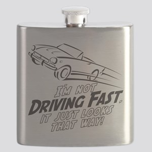 I'm not Driving Fast -A- Flask