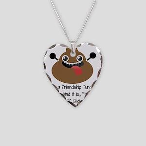 Friendship Turd Necklace