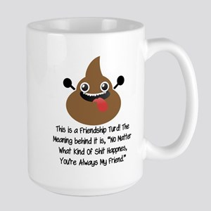 Friendship Turd Mug