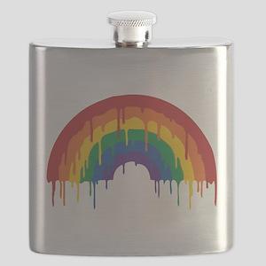 Rainbow Flask