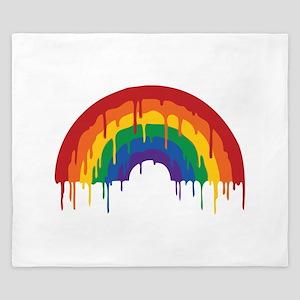 Rainbow King Duvet