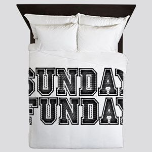 Sunday Funday Queen Duvet
