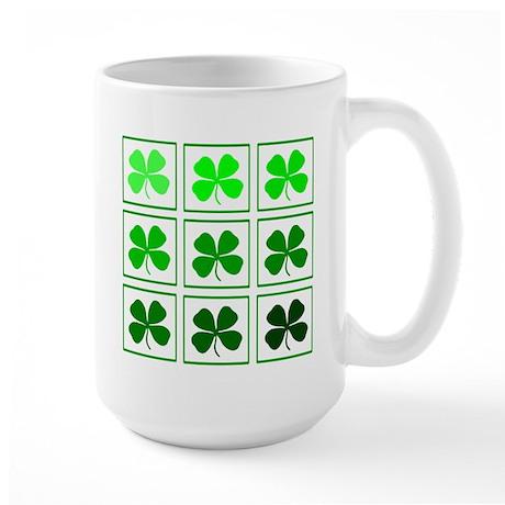 saint patricks day quad Mug