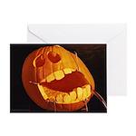 Oral Surgery Greeting Card