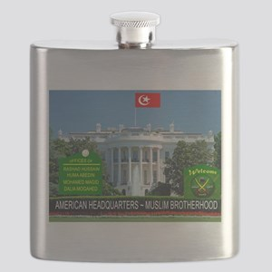 MUSLIM BROTHERHOOD Flask