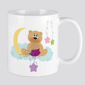 Sleepy Bear Mug