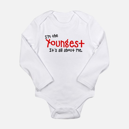 I'm the youngest Body Suit