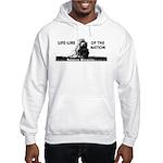 Life-Line Of the Nation 1940 Hooded Sweatshirt