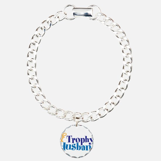 Trophy Husband Funny Valentine Bracelet