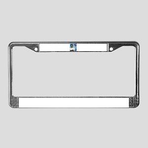 rr License Plate Frame