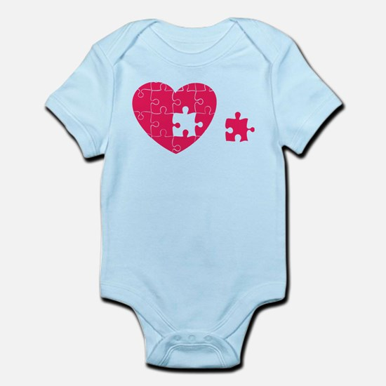Piece of My Heart Body Suit
