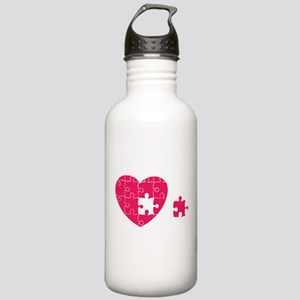 Piece of My Heart Water Bottle