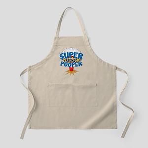 SUPER ATOMIC POOPER Apron