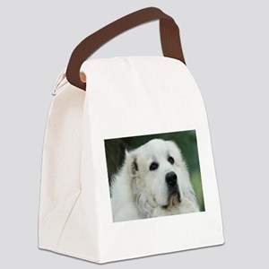 Great Pyrenees Canvas Lunch Bag