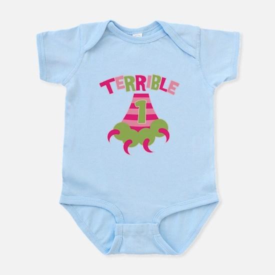 Terrible 1 Monster Infant Bodysuit