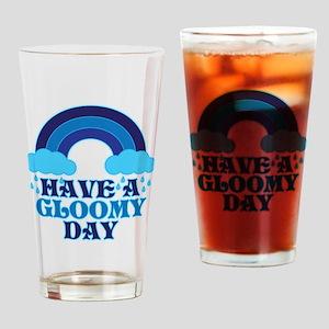 Gloomy Day Drinking Glass