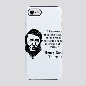 There Are A Thousand Hacking - Thoreau iPhone 7 To