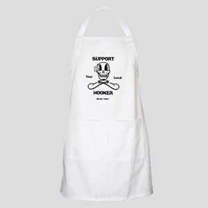 Support Your Local Hooker Apron