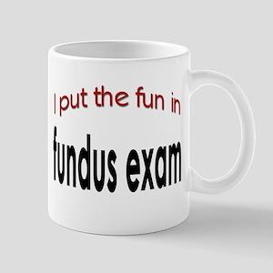 fundus-white Mugs