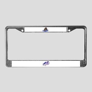 Platypus - ZooWhirlz License Plate Frame