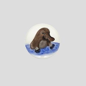 Platypus - ZooWhirlz Mini Button