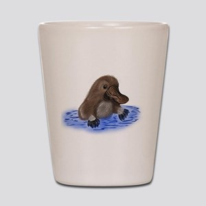 Platypus - ZooWhirlz Shot Glass