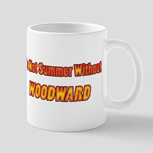 Its Not Summer Without Woodward Mug