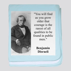 You Will Find As You Grow Older - Disraeli baby bl
